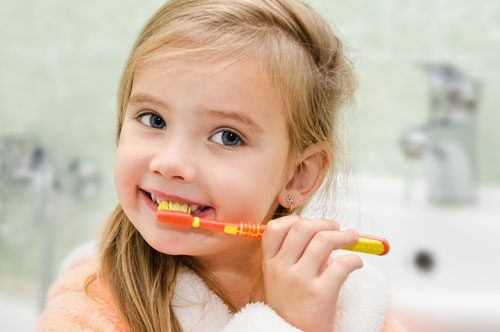 Make Your Child's Dental Experience a Good One